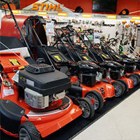superior equipment and supplies lawnmowers