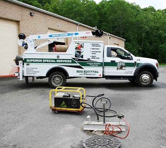 sanitary sewer services