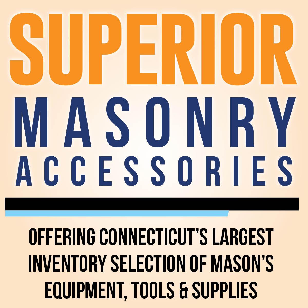 Masonry Accessories