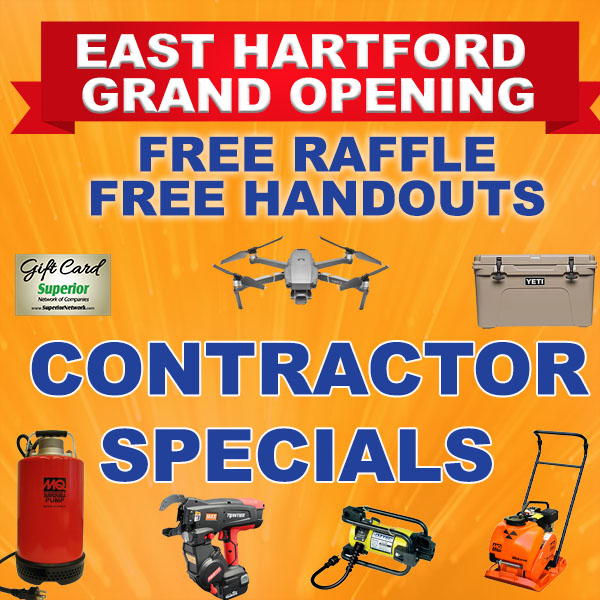 Monthly EQS Contractor Specials