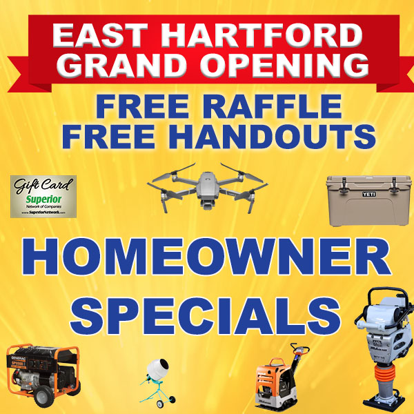 Monthly EQS Homeowners Specials