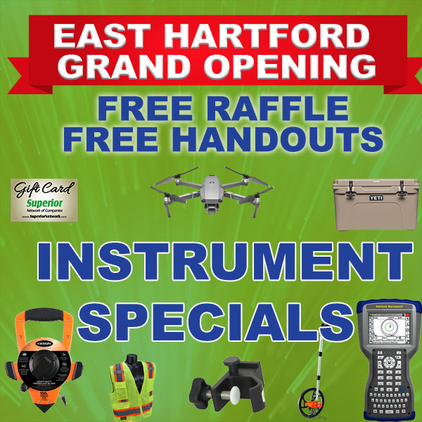 Monthly Instrument Specials