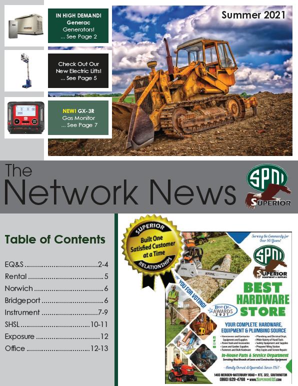 Superior Network News